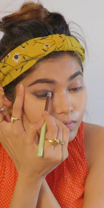 snake eye look #makeuptutorials