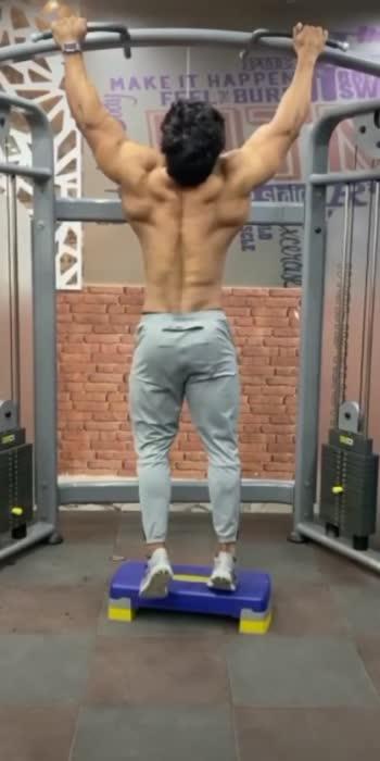 Back workout #fitnessmotivation #fitnessfreak #fitnessfreak