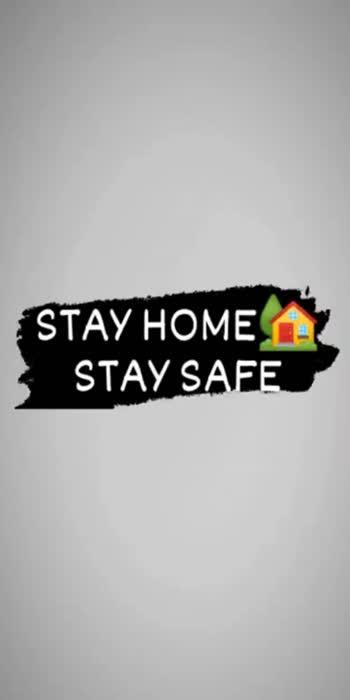 #staysafe #staysafe #stayhomestaysafe