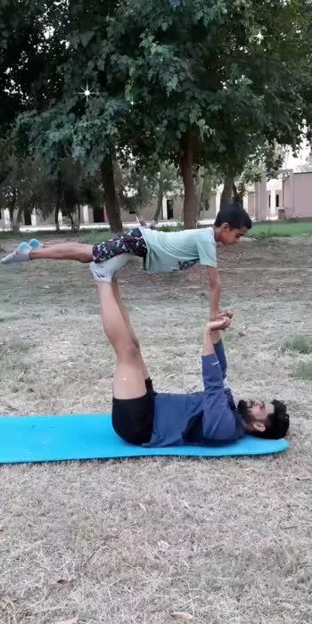 acro yoga life /rj 13 yoga life
