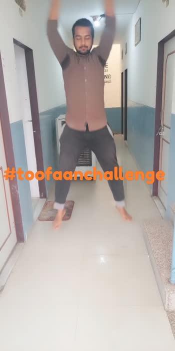 #toofaanchallenge#toofaanchallenge#roposo #risingstar #exerciseeveryday #healthiswealth #thegreatkhali #eveningworkout