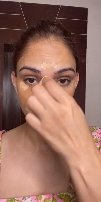 Nude Makeup in 5 easy steps Insta-@meetmanchanda_  #roposo #roposostar #dilsediltak #nudemakeuplook #nudemakeup #2021 #makeupartistsworldwide #makeupartist #makeupartistdelhi #muadelhi #muasupport #muaindia #undiscovered_muas #indianmakeup