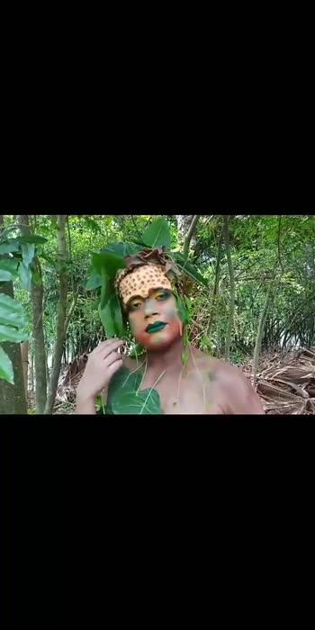 #creative makeup #fantasy makeup #avijits makeup artistry