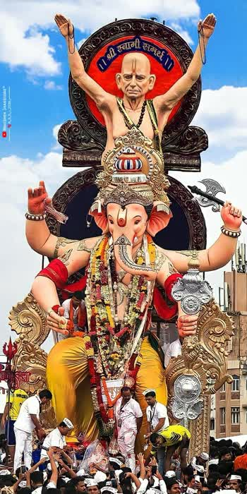 #ganpatibappamorya  #shriswamisamarth #ganpati #ganpatibappamorya
