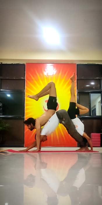 #roposostar #roposo #acroyoga #yoga