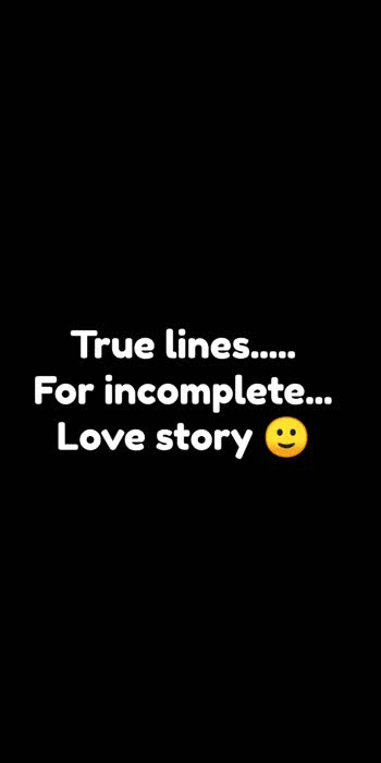 ture lines.... #harkisiko #harkisikonhimiltayhapyar #jindagi #ropso-love #ropso-star #like #sharethevideo #followme #incompletelove #incomplete_love_story #song #songs #statusvideo #ropsofeature #ropsofeeds