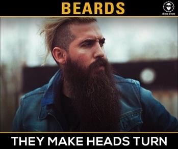 #Beards, mark the turning point of your life!  How long is your #beard? Show us in the comment section below.  #SaintBeard #BlessYourBeard #Beardass #BeardedMan #Bearded #BeardGang #BeardKing