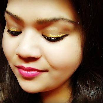 Detail💄#hercreativepalace #influencer #kanikasharma #delhi #india #blogger #makeup #closeup #detailed #fotd
