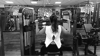 #workout #fitnesstrainer #girlpower