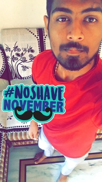 #noshavenovember