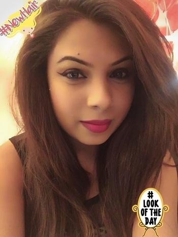 #newhaircolor#newlook#brounhair#newlook#softmakeup#makeuplover#makeupartist#partytime# #newhair #lookoftheday