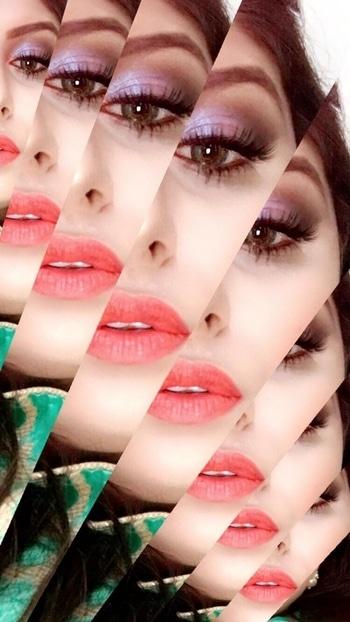 Purple Haze #hudabeauty #mua #muaindia #youtuber #myyoutubechannel #youtubecreator #makeupartistindia #hudabeautydesertdusk  #makeup