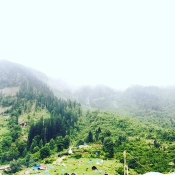 I Have OCD  obessesive camping disorder ⛺️#camping#kheerganga #trek is on#parvati valley#nature is beautiful ❤️