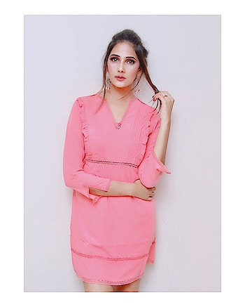 This blush pink @marieclairefashion_ind chiffon dress is the ultimate stand-by for both elegant and casual events🌸🌸 ⠀⠀⠀⠀⠀⠀⠀⠀⠀⠀⠀⠀⠀⠀⠀⠀⠀⠀⠀⠀⠀⠀⠀⠀⠀⠀⠀⠀⠀ ⠀⠀⠀⠀⠀⠀⠀⠀⠀⠀⠀⠀⠀⠀⠀⠀⠀⠀⠀⠀⠀⠀⠀⠀⠀⠀⠀⠀⠀⠀⠀⠀⠀ ⠀⠀⠀⠀⠀ ⠀⠀⠀⠀⠀⠀⠀⠀⠀⠀⠀⠀⠀⠀⠀⠀⠀⠀⠀⠀⠀⠀⠀⠀⠀⠀⠀⠀⠀⠀⠀⠀⠀ ⠀⠀⠀⠀⠀⠀⠀⠀⠀⠀⠀⠀⠀⠀⠀⠀⠀⠀⠀⠀⠀⠀⠀⠀⠀⠀⠀⠀⠀⠀⠀⠀⠀⠀ ⠀⠀⠀⠀⠀ ⠀⠀⠀⠀⠀⠀⠀⠀⠀⠀⠀⠀⠀⠀⠀⠀⠀⠀⠀⠀⠀⠀⠀⠀⠀ @neildhayatkarphotography @sadaf_makeup_artist_  #blush #blushdress #outfit #glam #marieclairefashion_ind #dresslove #mahhimakottary #pinkdress #blushdress #princesscolor #princess #chiffon #chiffondress #chiffonlove #fashiondesigner #fashionstylist #fashionaddict