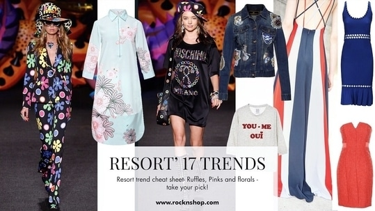 Resort'17 trends look as vivacious as the season itself. Shop these hottest trends with absolute elan only at RockNShop!  #resort17 #resort17trends #rocknshop  https://goo.gl/gLHw8M