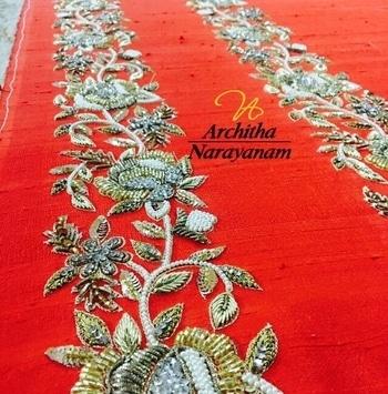 Happy bridal weekend !! #archithanarayanamofficial #bridalcouture #indianfashion #royal #elegant #granduer #indianfashion #traditional #intricate #workmanship #handcrafted #masterpiece #bridalelegance #happybrides #prettybrides #perfection #shootdiaries #bridalstories #jewelled #red #stunning #headturner #gorgeous #wait #and #watch #happy #bridal #weekend
