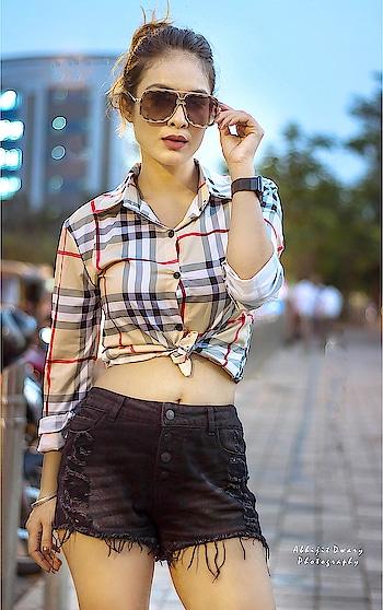 We are masters of the unsaid words, but slaves of those we let slip out.... 🙌🙌 : #just #mood #moodygrams #love #somewordsarebetterleftunsaid #wordsofwisdom #wordstoliveby #alwaysandforever #positivevibes #goodvibesonly #bossbabe #beauty #boldandbeautiful #shirt #denimshorts #burberry #style #fashionista #fashionblogger #nehamalik #model #actor #diva #blogger #instagood #instafollow  : : Photo @abhijitdwaryphotography