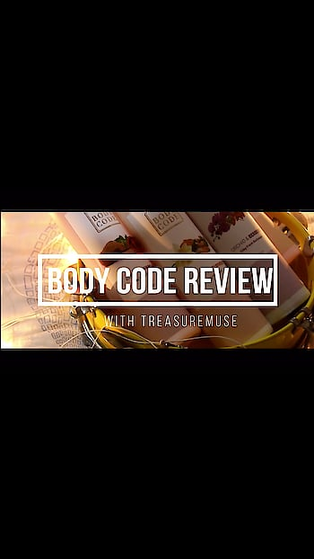 New Video is up on our YouTube channel;  Full Review of @bodycodeindia {Link in bio} ❤️ . . https://youtu.be/1uF-HwwJk5g . . Show love and share! 🤩 . . #video #review #beauty #skin #skincare #bodycode #bodywash #jaipurblogger #skintips #care #bodycare #bhukkadfam #mytaste2k18 #cadrebloggers #fabebg #india #ny #youtuber #youtube #treasuremuse ☺️#roposo #roposolove #roposocare #roposoness #roposobeauty #roposo-makeupandfashiondiarie #roposor
