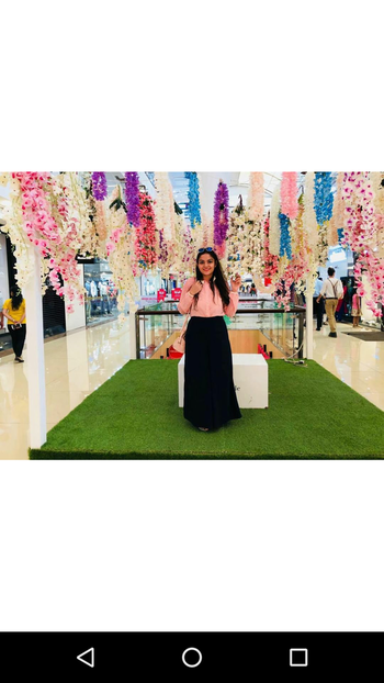 it spring time. I love shopping. Such a beautiful setup at #selectcitywalk #saket #newdelhi  #newdelhiblogger #newdelhifashion #fashioninfluencer #fashion-blogger #rangoli #lookgoodfeelgood #topnotch #celebrations #capture #wow #beautybloggerindian #roposo-fashiondiaries #roposo-makeupandfashiondiaries #soroposostylefiles #soroposofashionista #roposotalks #lifestyle follow me for more fashion ,beauty & fitness updates