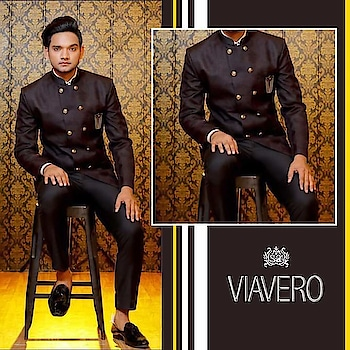 Viavero men's wear  Brown is the new black! With the color being the favourite of the Autumn-Winter 2018 trends, Viavero brings to you a contemporary take on the classic regal design of the past! With elements that spell pure class and tailoring that is faultless to the last stitch, you can be sure of shining like no other. Shop today!   #viavero  #brown  #favourite  #autumnwinter2018  #contemporary  #classicstyle  #regal  #pure  #class #faultless #tailoring  #shining #designer #designerwear  #mensfashion  #delhi #delhiwedding  #MalviyaNagar #desginer #desiwear #model #modellife #imabhishekv #abhifashion #abhilooks #viaveromenswear #dress2019 #indian #weasterwear #men-fashion #men-looks #roposo-photoshoot #roposo #portfolio #2019 #delhifashion #roposo-fastival #roposostyle #shoot..... #abhishek #imabhishekv #viaveromodelabhi