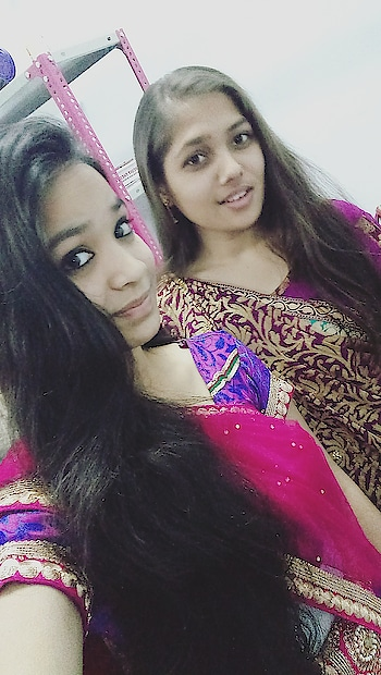 Updated their profile picture #newdp #bff_foreva_#mylove 💗💗😘😙aishu