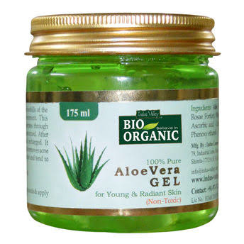 Hello Everyone, I am here with a very interesting product from the brand @indusvalley . It's a pure aloe gel Now, read on to know more details about this product ⭐ ⭐ Aloevera gel is best for removing blemishes, pimples, dark stops from the face.Aloevera is known for his soothing properties, aloevera will soothe & give the proper moisture & nourishment to my skin. Indus valley aloe gel is best and pure. This hydrating aloe gel is very lightweight, after apply this gel feel so fresh. It contains vitamin E, vitamin C & honey which helps to removes acne scars, sunburns, lightens stretch marks and prevent wrinkles..so must try this gel guys really miraculous gel 👌use this aloe gel when you make any diy. Indus ValleyBio OrganicAloe Vera Gel is an absolutely pureAloe Vera gel, lightweight in nature that is capable of penetrating into the deepest layers of the skin. ...Aloe Vera Gelis completelyly 100%pure, Non-toxic in nature, Lightweight in nature and does not have a greasy.It is organic with no parabens, so yeah! It's a must buy product.  PRICE ▶ Rs. 189 for 175 ml #indusvalley #aloeveragel #pure #chemicalfree #skincare #diy #beautyproductreview #like-it #newpost #roposoblogging