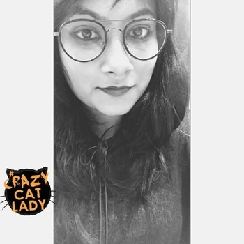 #black-and-white #nerdygirl #newlook #crazycatlady