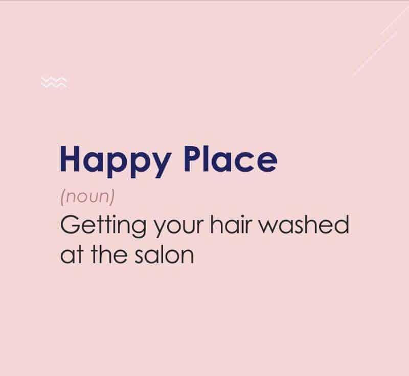 Plus a great hair massage 💆🏻♀️ #Salon #HairMassage #Massage