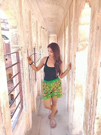 #rajasthanistyle #casualwear #travel #ootd #fashion #soroposo #lookgoodfeelgood