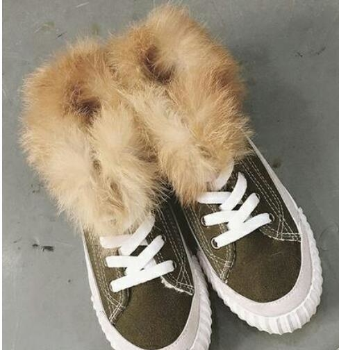 #high-heels#platformshoes#fauxfur