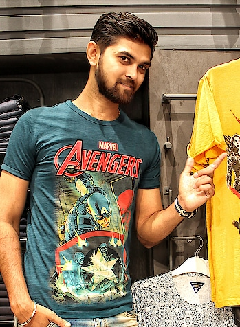 ¶ Don't Change To Fit The Fashion, Change The Fashion To Fit You ¶ . The uber cool range of tees from the Avengers infinity war collection by indigo nation. All set to watch the movie in my avengers gear. #IndigoNation #AvengersInfinityWar #infinitywarcollection . Place: R City Ghatkopar Brand: Indigo Nation @indigonationhandle P.C: Karishma Fatania @kanu_bhalsod17 . #ootd #avengers #infinitywar #avengersinfinitywar #infinitywarcollection #indigonation #thecreativenation #outfitoftheday #avengerstee #tshirt #tee #clothing #mensclothing #fashion #influencer #mensfashion #lifestyle #blogger #lifestyleblogger #fashionblogger #styleblogger #style #fashioninfluencer #lifestyleinfluencer #instagram #dapper #plixxoblogger #mensxpofficial