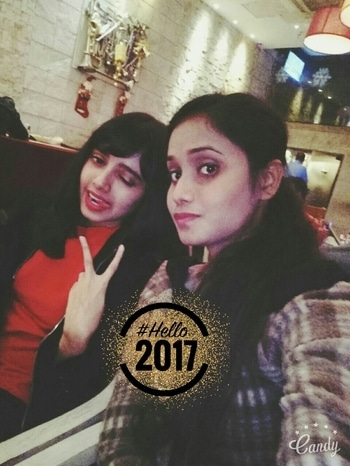 31st night out with buddies #Hello2017