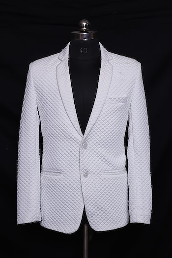 😍😍😍😍😍😍  *Partywear Blazers For Him*   *Premium Quality*   *STORE PIECE*  *size S36 M38 L40*   *Branded stuff*  *Price 2099 rs free shipping   😍 *Awesome quality* 😍