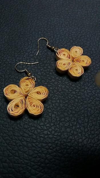 for order whatsapp- 8302484056  #craftyntrendy #handmadejewelry  #earrings