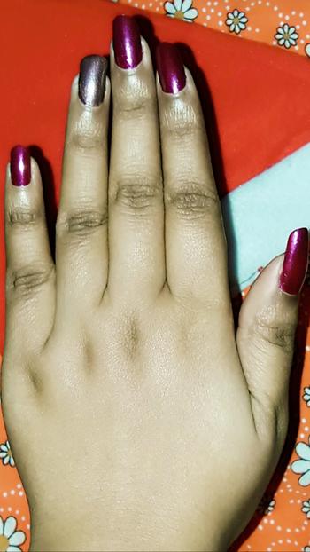 current nail scene #kolkatafashionblogger #soumitasaha  #kolkatacity #timescalcutta #dollupandtakecare