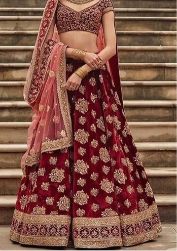 Made in Pakistan Pure velvet and pure work heavy  17500/-
