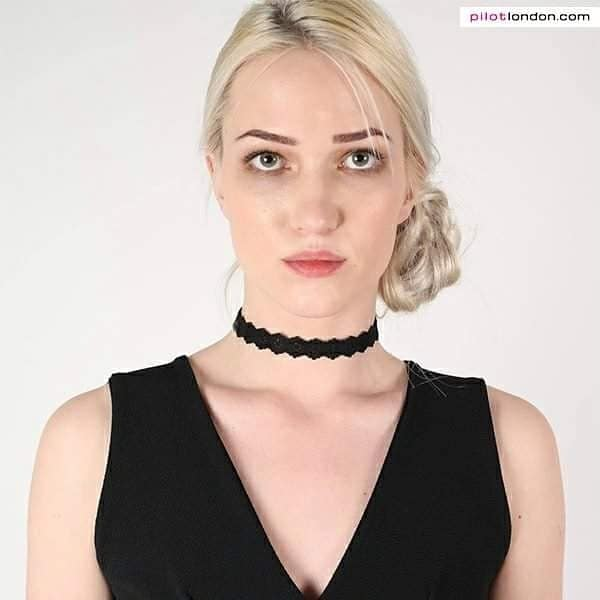 Up your choker game 💜💋Get it @  https://www.pilotlondon.com/collections/accessories-jewellery/products/cut-out-faux-suede-choker-necklace-black  #accessorize #weekenddressing #slay #fashion #style #accessories #stylestack #fashiongram #instastyle #shopnow #PilotLondon