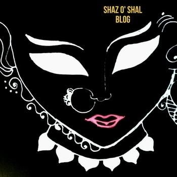 Beautiful GODDESS DURGA 2018 💖🎇 - Inspired of Durga Kavach Mantra in Sanskrit 🎵💝🎇🎇😊 Illustrated by Shaz O' Shal  #futuredesign #potrait / #shazoshal #shaz #shal #sos @shazoshal_official #illustrator #fashionillustrator #goddessdurga #2018 #durga #durgapuja #navratri #durgakavacham #sankrit #favmantra #favoritemantra #devotion #dedication #RoposoTalentHunt