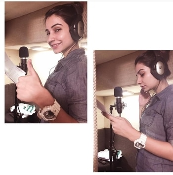 Dubbing time👍☺️😊 #workmode #workaholic #dubbing #me #people #say #me #verygood #atdubbing #always #enjoy #well #formoreupdates #staytunedwithme #😉👍♥️