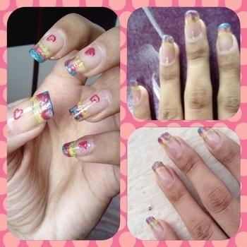 #nails #nailart #nailartwow #nail-addict #nailslove #naillover #nailsoftheday #nails2inspire #lovemynails
