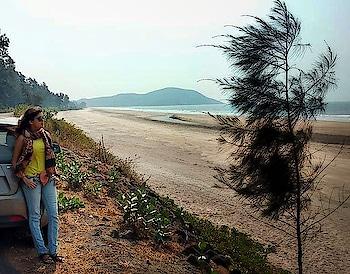 The beach is calling!.. #beachlover #vitaminsea #seaside #konkan #konkandiaries