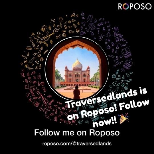 @traversedlands follow now!!