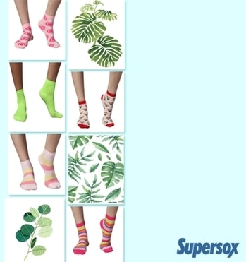 It's a gorgeous day to shop online on www.supersox.in!   #SundayVibes #SocksShop #Supersox #Supersocks #SocksThatRock #ForWomen #ForHer #ColourfulSocks #LeafMotifs #LeafPatterns #Foliage #LoveGreenery #GreenFingers #Socks #OnlineShopping #SuperSunday #MadeInIndia