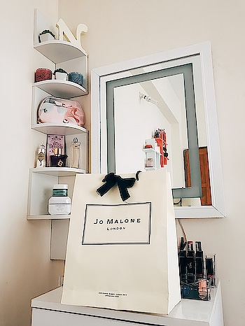 I have been hearing about @jomalonelondon from so many years now. Specially @lydiaemillen I'm always so inspired by you and you have so much influence on me that I finally bought by own 'Jo Malone' It's 'Peony & Blush Suede' which I got for myself. I'm so happy and glad that @jomalonelondon is now available in India  Can't wait to try my fragrance . . . Follow @tlcf_nicole for more lifestyle stories  @tlcf_nicole  @tlcf_nicole . . . #picoftheday #tlcfnicole #lifestyle #lifestyleblogger #productphotography #product #jomalone #jomaloneindia #like4like #likeforlike #productreview #insta #homedecor #interior #homedesign #candle #jomalonecandle #homedesign #luxury #luxurylifestyle #luxuryhomes #fashionista #fashionblogger #instapic #instablogger