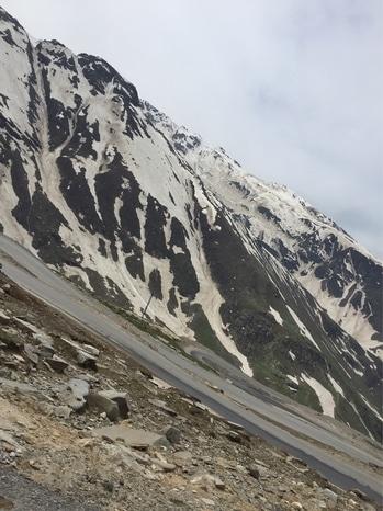 #snow-covered #snowwhite #mountains