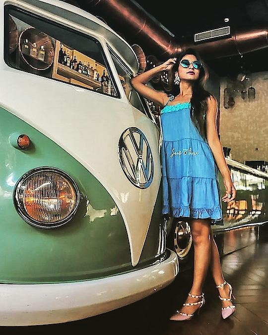 New post up ❤️ head to my blog - https://www.fashionistha.com/denim-dress-ft-the-bleu-label/