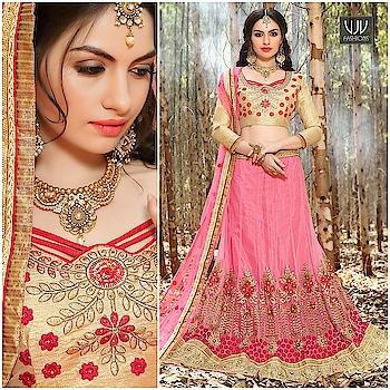 Buy Now @ https://goo.gl/dkpFAW  Prepossessing Pink Color Designer A Line Designer Lehenga Choli  Fabric- Net  Product No 👉 VJV-GOLD5305  @ www.vjvfashions.com  #chaniyacholi #ghagracholi #indianwear #indianwedding #fashion #fashions #trends #cultures #india #womenwear #weddingwear #ethnics #clothes #clothing #indian #beautiful #lehengasaree #lehenga #indiansaree #vjvfashions #bridalwear #bridal #indiandesigner #style #stylish #bollywood #kollywood #celebrity #outfits #vjvfashions