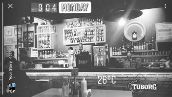 #Roposo #Bar #2k17 #NB