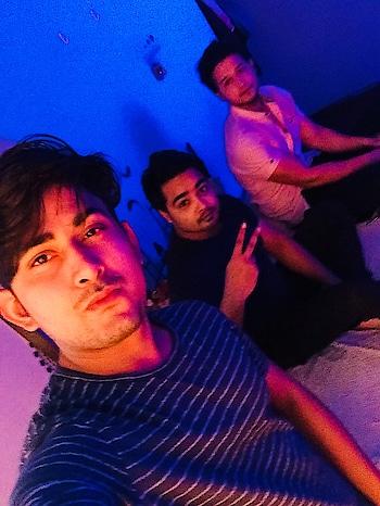 #relaxtime #thuglife #actor #actorslife #modelling- #rishabhtiwari #thesuperstarentertainmentproduction
