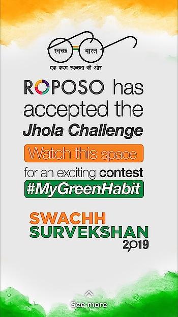 #swachh-bharath#roposo